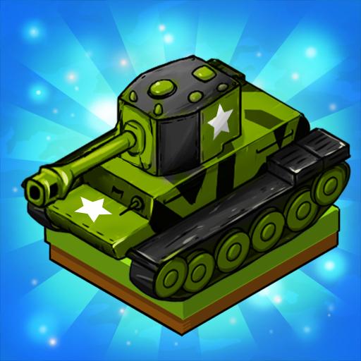 Hra - Super Tank War