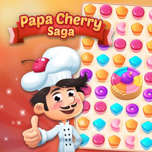 Hra - Papa Cherry Saga