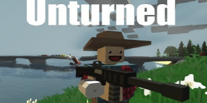Hra - Hra Unturned crafting 2