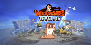 Hra - Hra Worms W.M.D