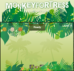 Hra - Monkey Fortress