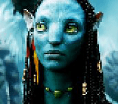 Hra - Avatar Movie Puzzles