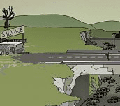 Hra - Zombie Trailer Park