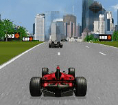 Hra - Formula Racer