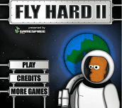 Hra - Fly Hard 2
