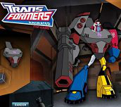 Hra - Transformers Animated