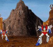 Hra - Transformers atak