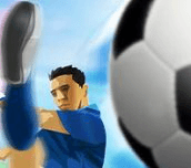 Hra - Skyline soccer