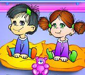 Hra - Kinder garten