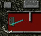 Hra - Graveyard Golf