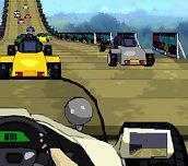 Hra - Coaster Racer