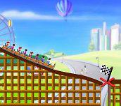 Hra - Rollercoaster Creator