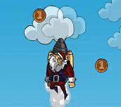 Hra - Rocket Santa