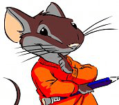 Hra - Stuart Little coloring book