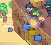 Hra - Shore Siege 2