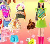 Barbie Mini Dressup