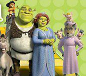 Hra - Sudoku Shrek