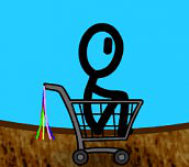 Hra - Shopping Cart Hero 3