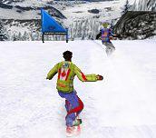 Hra - Snowboard Madness