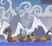 Hra - Icebreaker