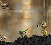 Hra - Robo Rampage
