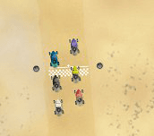 Hra - SandStorm