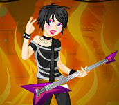 Hra - Rockstar Dressup