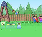 Hra - Pogo Swing