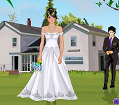 Hra - Wedding Dress up