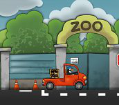 Hra - Zoo Transport