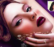 Scarlett Johansson Celebrity Make over