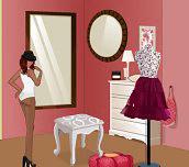 Lady Gaga Make Up Room