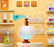 Hra - Vytvoř parfém