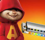 Alvin, Chipmunkové a Harmonika