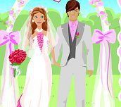 Hra - Barbie and Ken Wedding