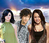 Hannah, Selena and Nick Makeover
