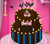 Hra - Monster High dekorace dortu