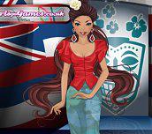 Světové modelky: Hawaii