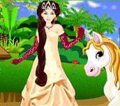 Hra - Princezna s koníkem