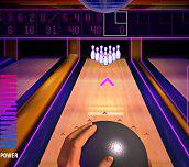 Hra - Disco Bowling