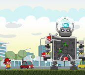 Hra - Big Evil Robots
