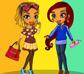 Hra - Lisa and Mina Fashion