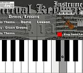 Hra - Virtual Keyboard