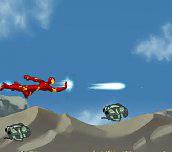 Hra - Iron Man Armored Justice