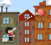 Hra - Bobs Ballons