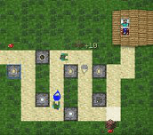 Hra - Minecraft Tower Defense