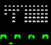 Hra - Space Invaders
