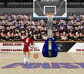 Hra - Basketball Challenge