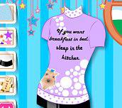 Hra - Výroba trička