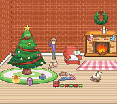 Hra - Christmas Room Decoration